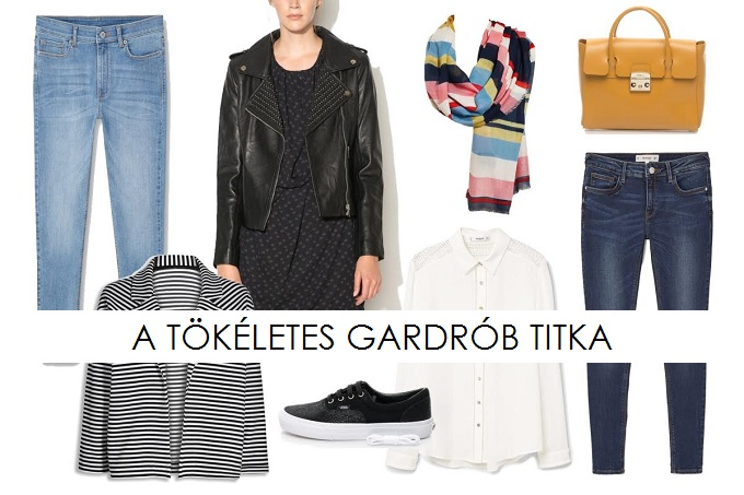 A TÖKÉLETES GARDRÓB TITKA - Little Black Fashion d6495dd107