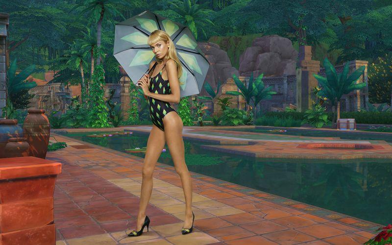 Hátast dobtunk a Moschino x The Sims kollaborációtól