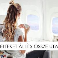 Utazz a kényelemben - Ilyen szetteket állíts össze utazásodhoz