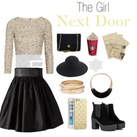 THE GIRL NEXT DOOR - OUTFIT MÁRA