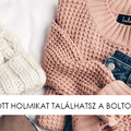 Kötött pulóverek No.1 - Hello tél! Örülünk, hogy itt vagy!
