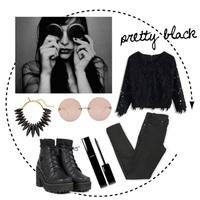 PRETTY BLACK