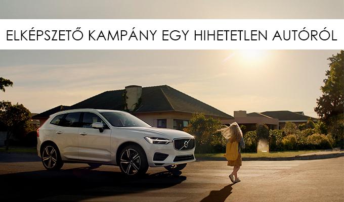 A Volvo bemutatta legújabb modelljét, és nem is akár hogyan - Szponzorált tartalom