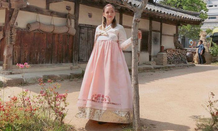 Egy nap hercegnőként Koreában