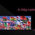 A világ nyelvei