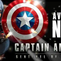 Megérkezett Amerika Kapitánya a telefonodra!
