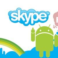 Skype Mobile Androidra