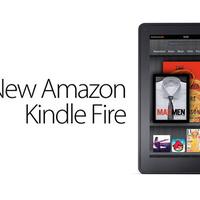 Amazon Kindle Fire táblagép 199$ -ért!