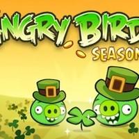Angry Birds Seasons: Szent Patrik napi változat videó