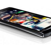 Sony Ericsson Xperia Arc videó