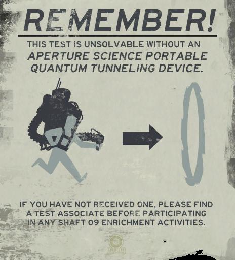 Portal Gun leírás