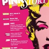 Programajánló - Pinkstory Party 2013 - Február 9.