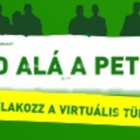 Petíció a Zöld Fordulatért - élménybeszámoló