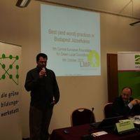 Közép-európai Zöld Képviselők Kerekasztala