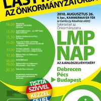 LMP nap Budapesten