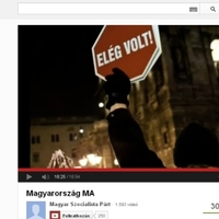 Az LMP-vel kampányol az MSZP