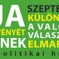 Három a magyar igazság ...