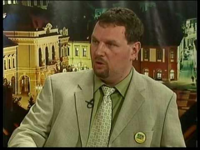 Ivády Gábor az Agria Televízióban