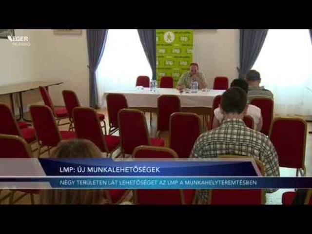 LMP Eger program 2014: MUNKAHELYEK
