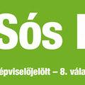 Szavazzon az LMP jelöltjeire! Sós Ferenc, 8. egyéni választókerület