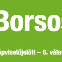 Szavazzon az LMP jelöltjeire! Borsos Gábor, 6. egyéni választókerület