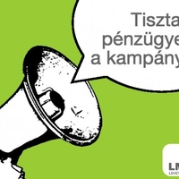 Nyomásgyakorlás a tiszta kampányfinanszírozásért!