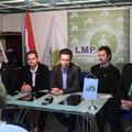Bogáti András, Baracska Péter, Horváth Zoltán lesznek az LMP Vas megyei képviselő-jelöltjei