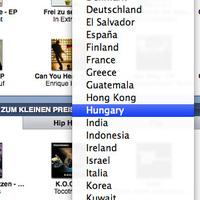 iTunes Magyarországon