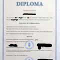 Angol nyelvű diploma
