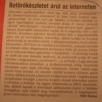 Lockpicker cikk a helyi sajtóban ...