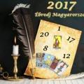 2017  A KEZDET ÉVE
