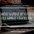 3 hiba, amiért a vállalkozásod Google Cégem fiókja büntetést kaphat