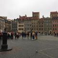 Egy hétvége Varsóban