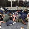 Éjszakázás a reptéren