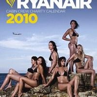 Első képek a 2010-es Ryanair naptárból