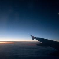 Repülés sztrájk idején