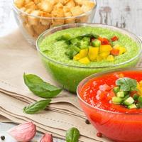 5 perces főzés nélküli levesekkel hűsítsd magad a kánikulában