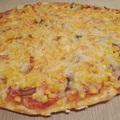 Készíts pizzát otthon, egészségesen!