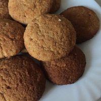Villámgyors hiperegészséges mandulás keksz