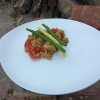 Könnyű nyári finomság- Színes quinoa saláta
