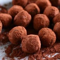 Nutellás-narancsos trüffel - Szuper karácsonyi meglepetés