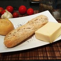 Ropogtass olasz módra - Bruschetta
