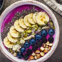 Smoothie-bowls - Az egészséges, trendi, változatos reggeli