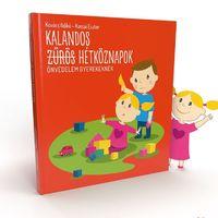 Hiánypótló mesekönyv bölcsis és óvodás gyerekeknek