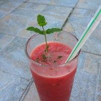 Dinnyés hűsítő a forró nyári napokra