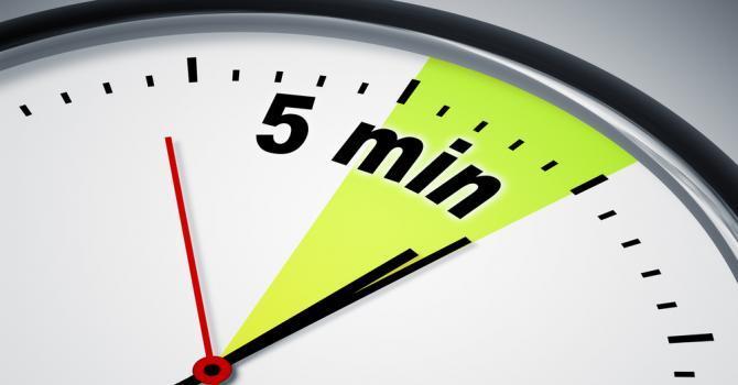 5 last minute egészséges nasi 5 perc alatt