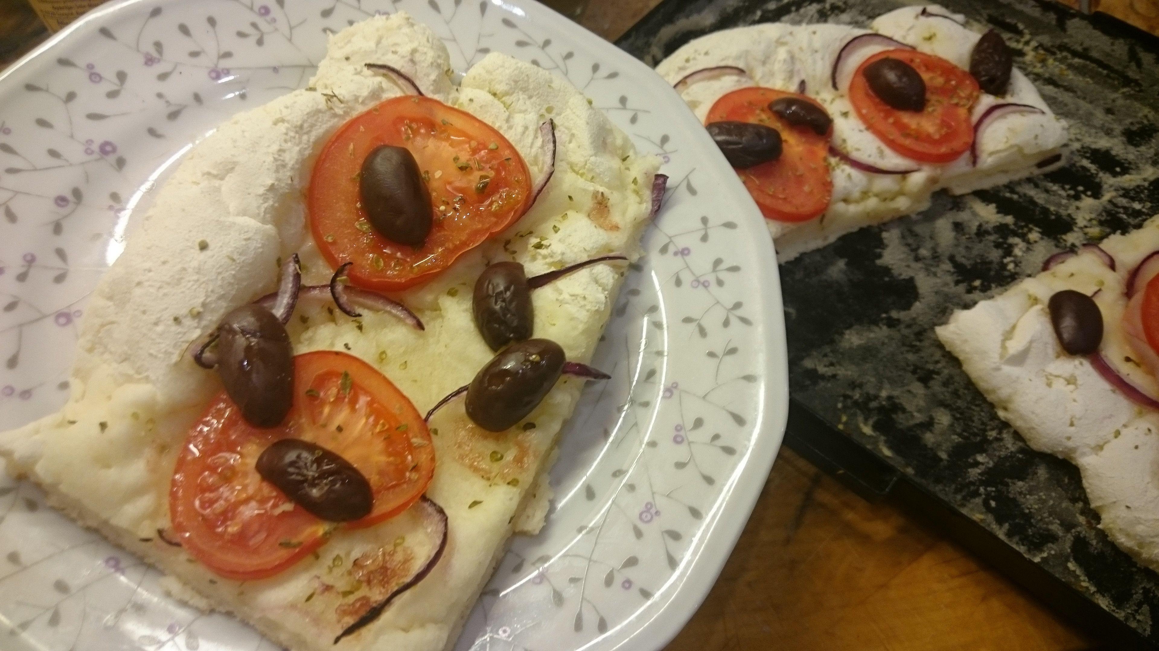 Focaccia, az olasz kenyérlángos