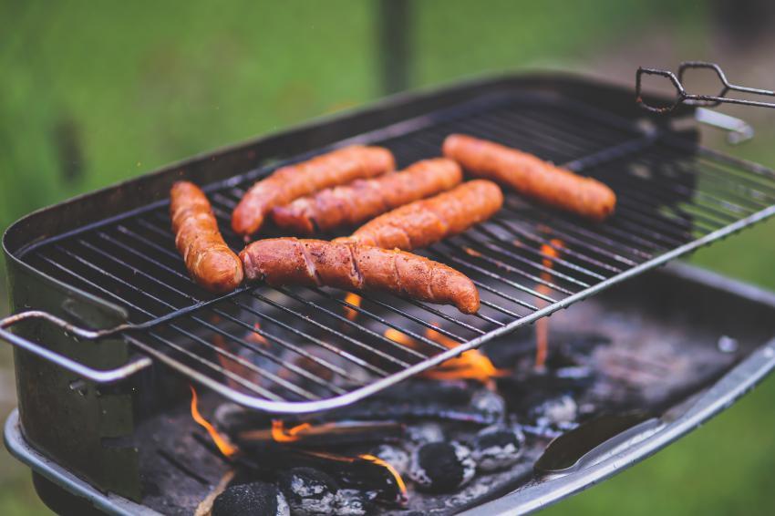 A grillezés öt aranyszabálya