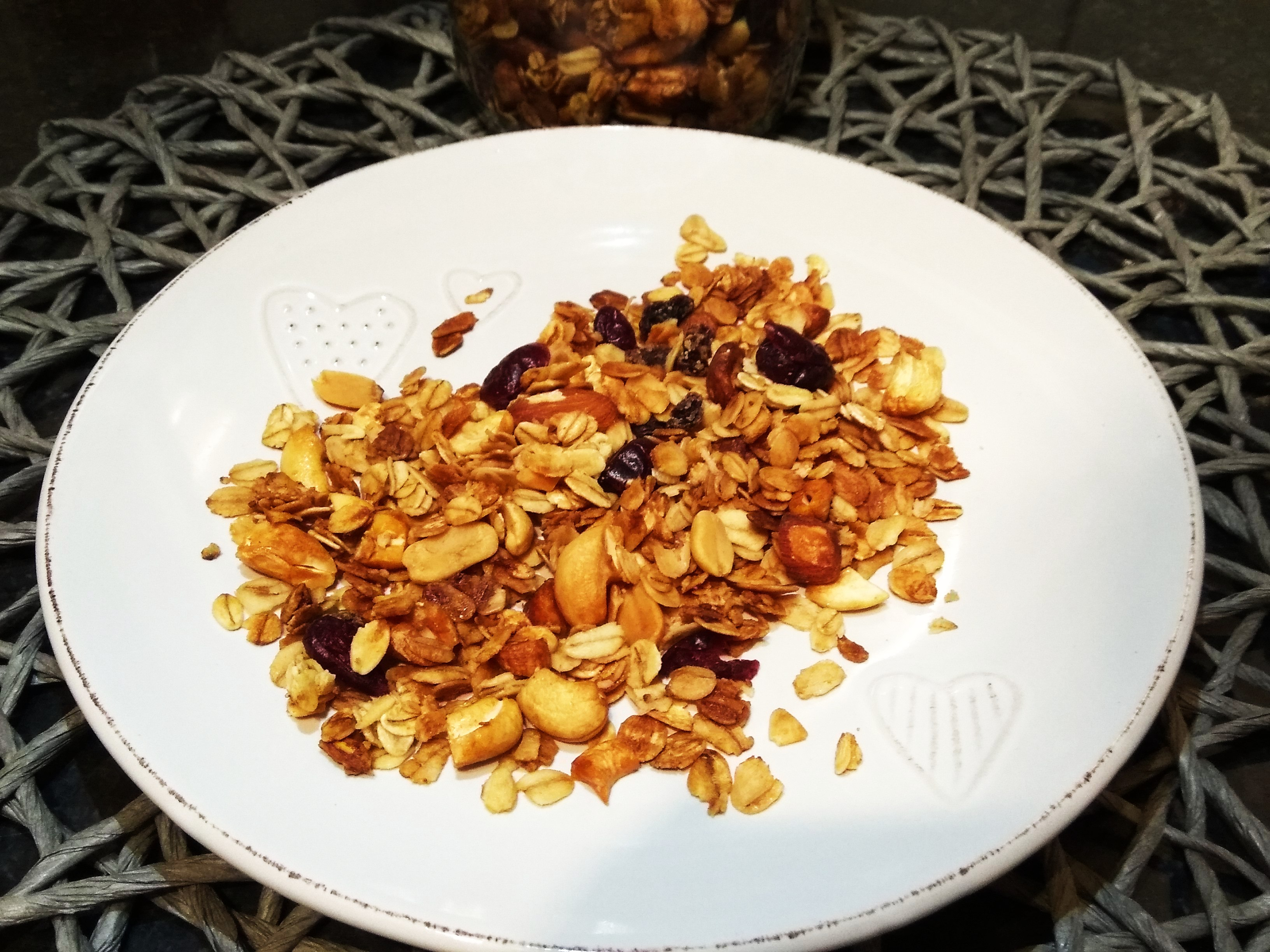 Gluténmentes granola- ezzel dobd fel a reggelid!