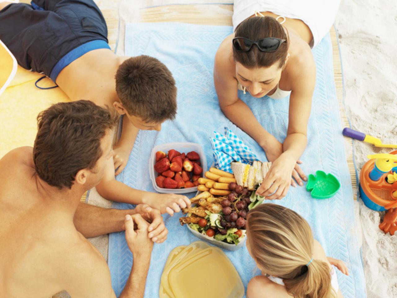 Klasszik strandkaják diétás változatban